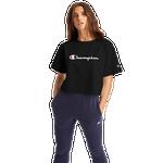 Champion Heritage Crop T-Shirt - Women's