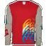 Champion Coca Cola Heritage Long Sleeve T-Shirt - Men's