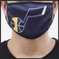 Pro Standard NBA Logo Face Mask