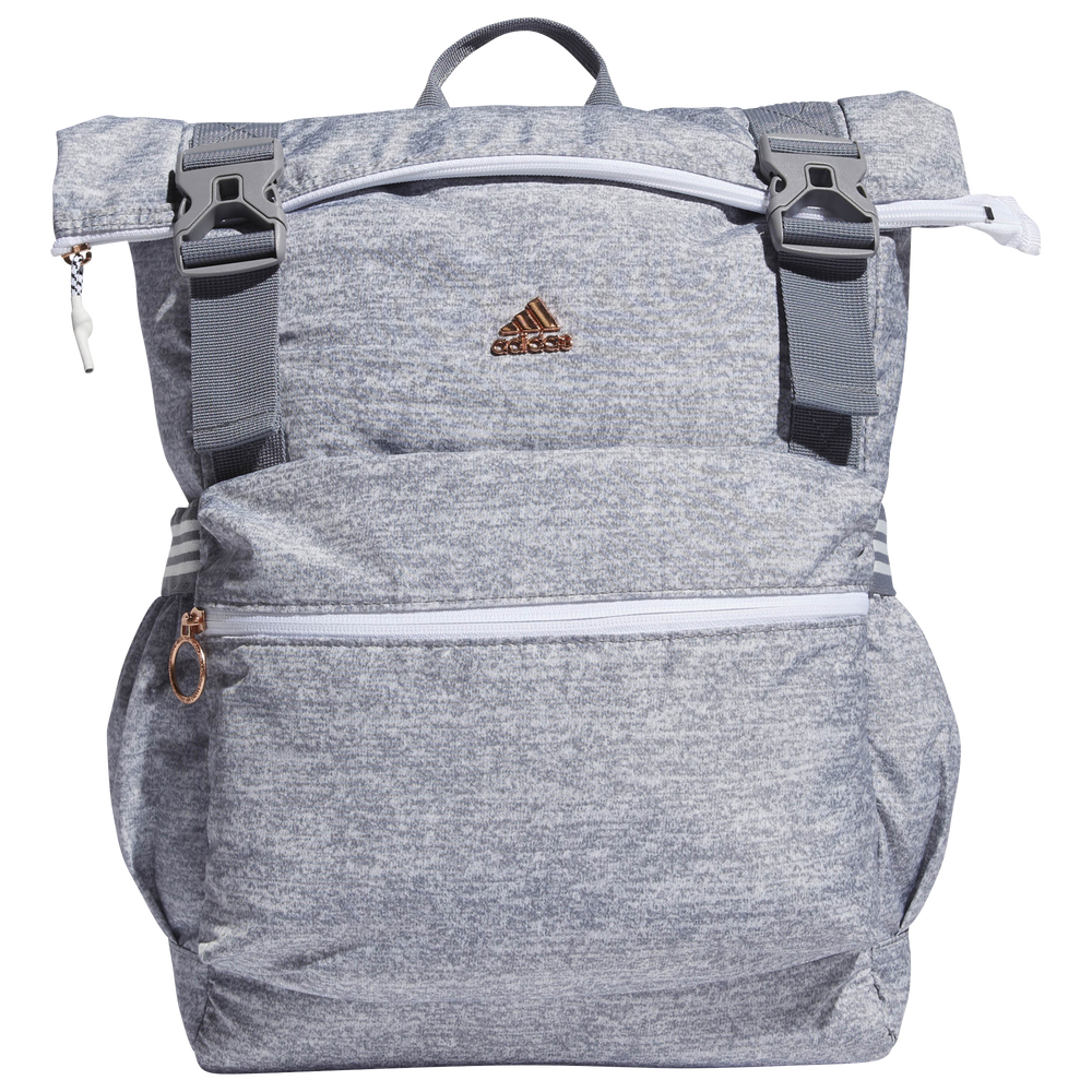 adidas Yola II Backpack / Jersey White/Rose Gold