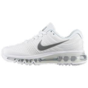 boys' grade school nike air max 2017 running shoes nz
