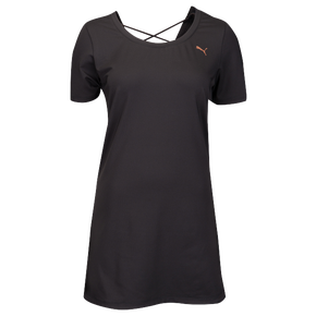 The Hottest Styles Puma Velvet Rope Layering Tunic Black For Women Sale Online