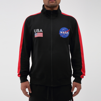 Deals on Hudson The Meatball Space Track Jacket