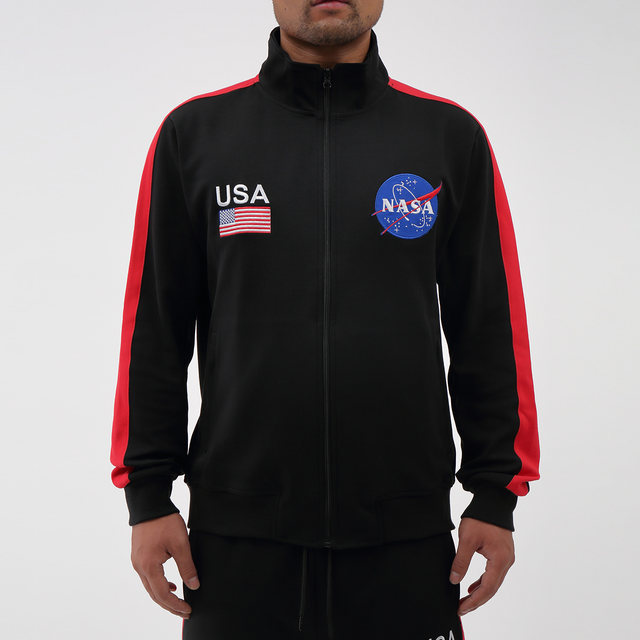 Hudson Men's The Meatball Space Track Jacket