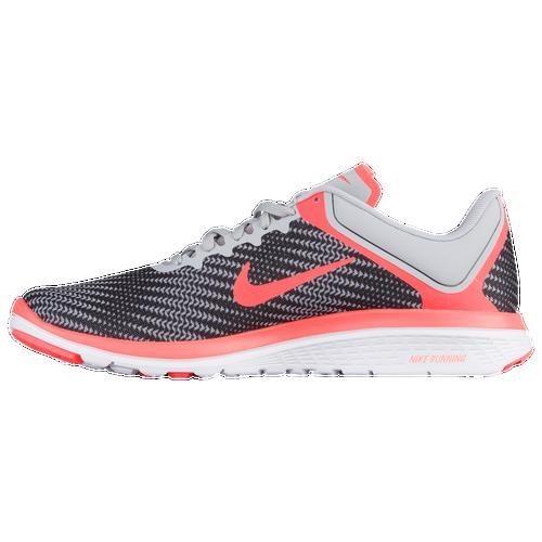 89b34974734 Nike FS Lite Run 4 Prem - Mens - Wolf Grey Anthracite White Hyper Orange -  Product    52458001