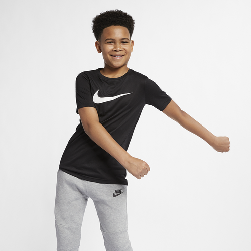 Nike BOYS NIKE LEGEND SHORT SLEEVE T-SHIRT