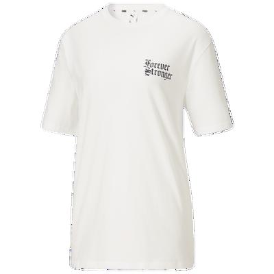 Women's PUMA Forever Stronger T-Shirt