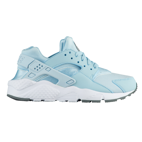 New Girls Nike Huarache Run - Grade School - Ocean Bliss/Particle Rose/Thunder Blue