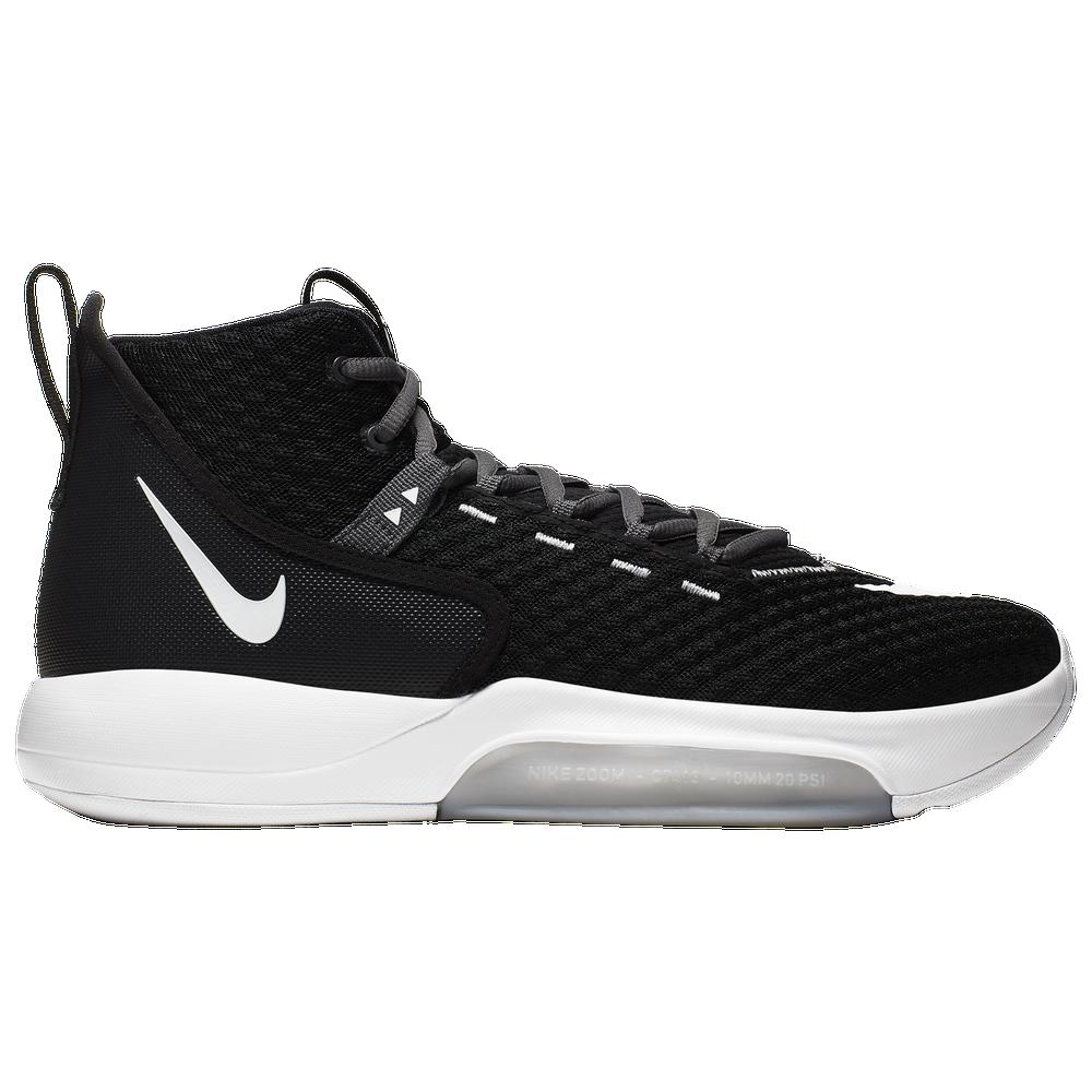 Nike Zoom Rize - Mens / Black/White/Wolf Grey
