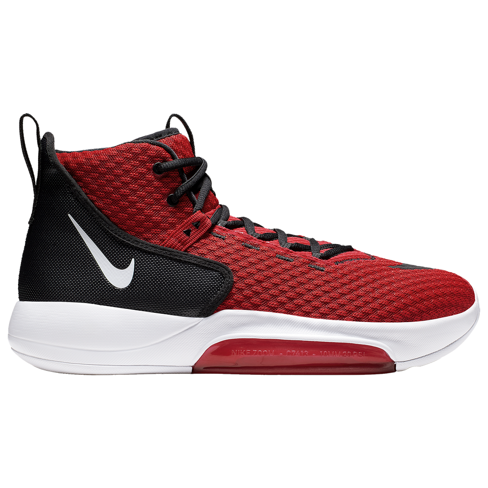 Nike Zoom Rize - Mens / University Red/White/Black