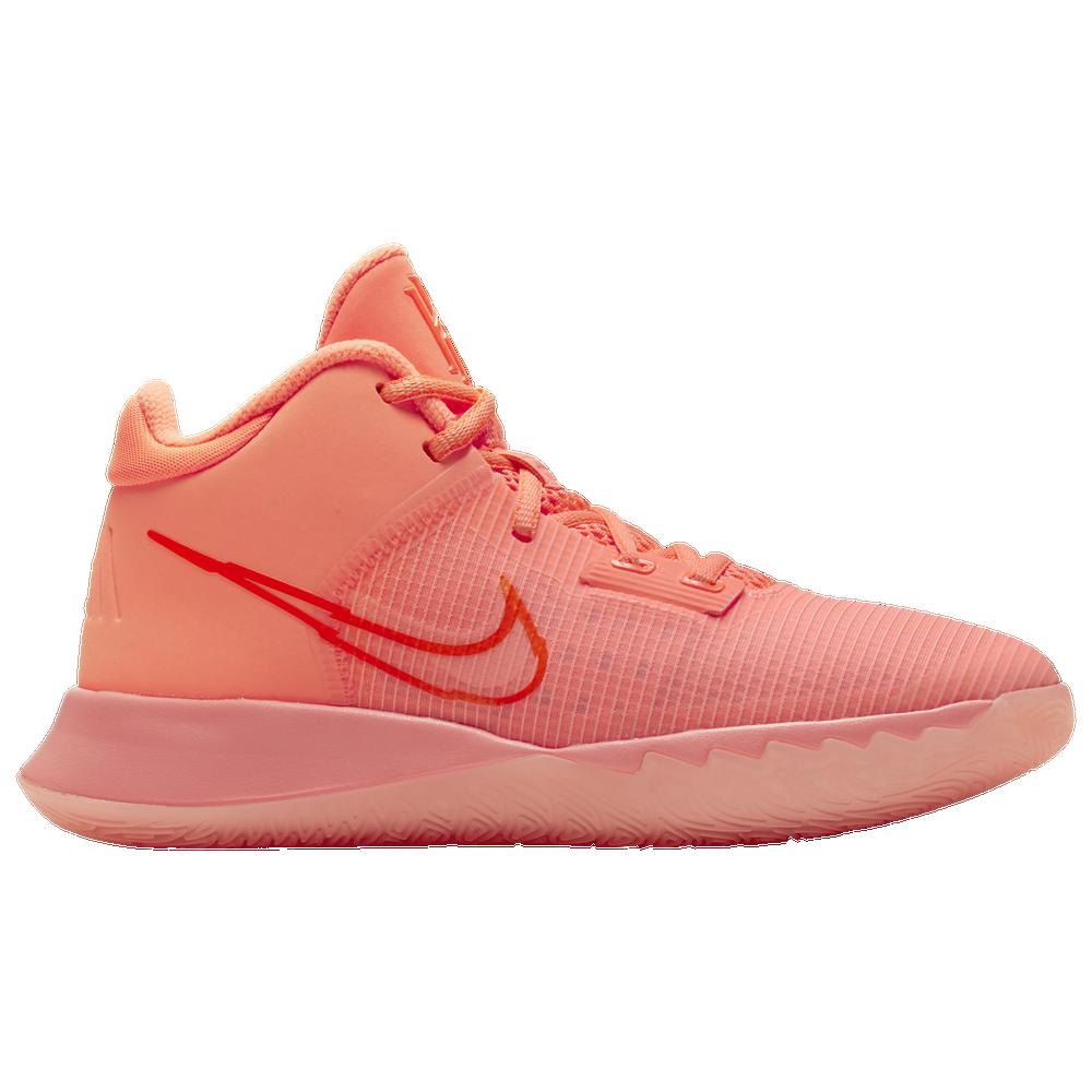 Nike Kyrie Flytrap IV - Boys Grade School / Crimson Pulse/Hyper Crimson/Bright Mango