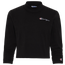 Champion Mock Long Sleeve Cropped T-Shirt - Women's