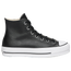 Converse All Star Lift Hi Leather - Women's