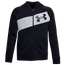 Under Armour Baseline F/Z Hoodie - Boys' Grade School
