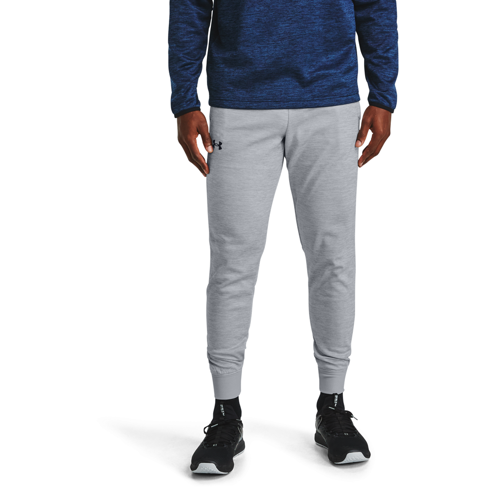 Under Armour Armour Fleece Jogger Pants - Mens / Grey