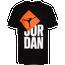 Jordan BOF Logo T-Shirt - Boys' Grade School