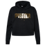 PUMA Holiday Metallic Hoodie - Women's