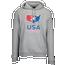 Nike USA Wrestling Team Club Training Hoodie - Men's