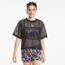 PUMA Classics Mesh T-Shirt - Women's