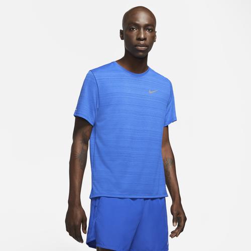 Nike Tops MENS NIKE DRY MILER SHORT SLEEVE TOP