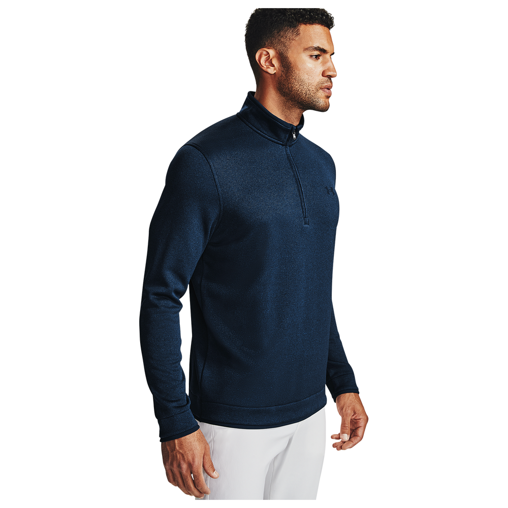 Under Armour Storm Sweater Golf 1/2 Zip - Mens / Academy/Academy