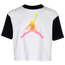 Jordan Jumpman Air Rise Boxy S/S T-Shirt - Girls' Grade School