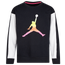 Jordan Jumpman Air Rise Crew - Girls' Grade School