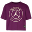 Jordan Logo Boxy T-Shirt - Girls' Grade School