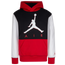 Jordan Cross Court Pullover Hoodie - Boys' Grade School