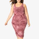 Lola Getts Plus Size Tank Dress - Women's