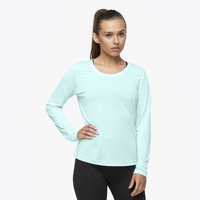 Eastbay EVAPOR Women's Feather Light L/S T-Shirt