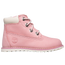 "Timberland Pokey Pine 6"" Boots  - Girls' Toddler"