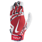 Nike Trout Edge Batting Gloves - Grade School