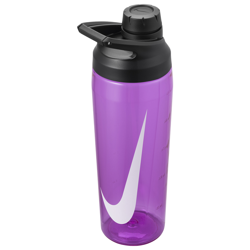 Nike TR Hypercharge Chug Bottle 24 OZ / Fire Pink/Anthracite/White