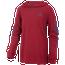 adidas Three-Stripe L/S Hooded Graphic T-Shirt - Boys' Grade School