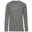 Jordan Brand Crew Long Sleeve T-Shirt - Boys' Grade School