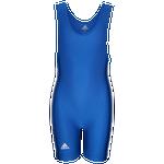 adidas Youth 3 Stripe Singlet - Boys' Grade School