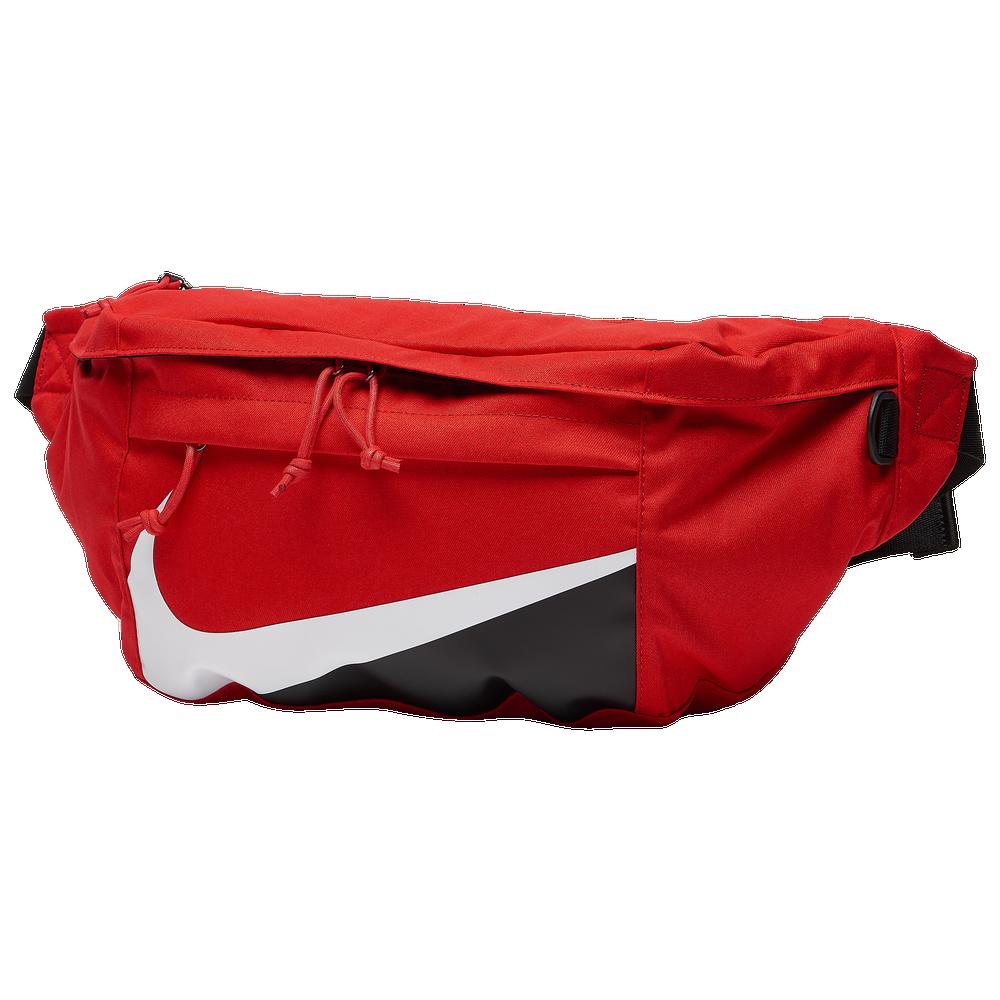 Nike SMU Tech Hip Pack Swoosh / Red/White