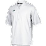 adidas Team Iconic S/S 1/4 Zip Cage Jacket - Men's