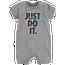 Nike Mesh Fill Romper - Boys' Infant