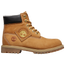 "Timberland 6"" Big Logo Sherpa Boots  - Boys' Grade School"