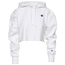 Champion Reverse Weave Cropped Hoodie - Women's