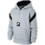 Nike Air Half Zip Pullover Hoodie Boys' Grade School
