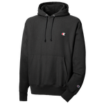 Champion Reverse Weave Left Chest C Pullover Hoodie - Men's