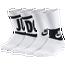 Nike 3 Pack Performance Cushion Crew Socks - Boys' Grade School