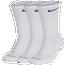 Nike 3 Pack Dri-FIT Plus Crew Socks - Men's