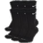 Nike 6 Pack Dri-FIT Plus Crew Socks - Men's