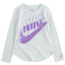 Nike Futura Split L/S T-Shirt - Girls' Toddler