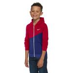 Nike Swoosh Full-Zip Hoodie - Boys' Grade School