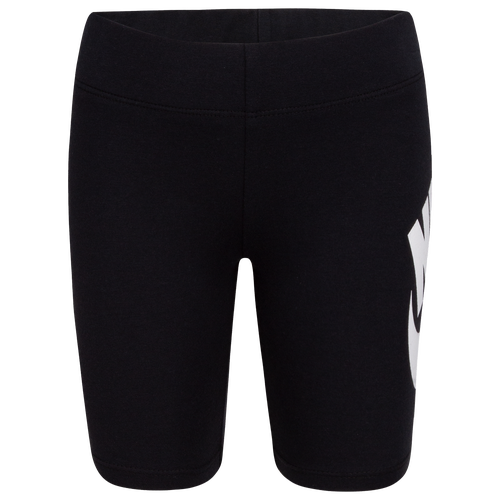Nike Kids' Girls  Futura Bike Short In Black
